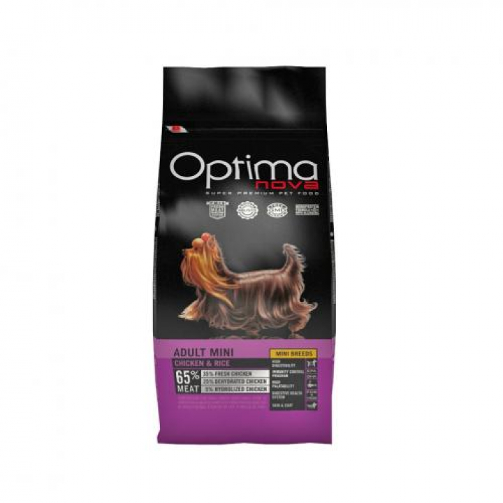 OPTIMA NOVA ADULTO MINI C&R 2 KG