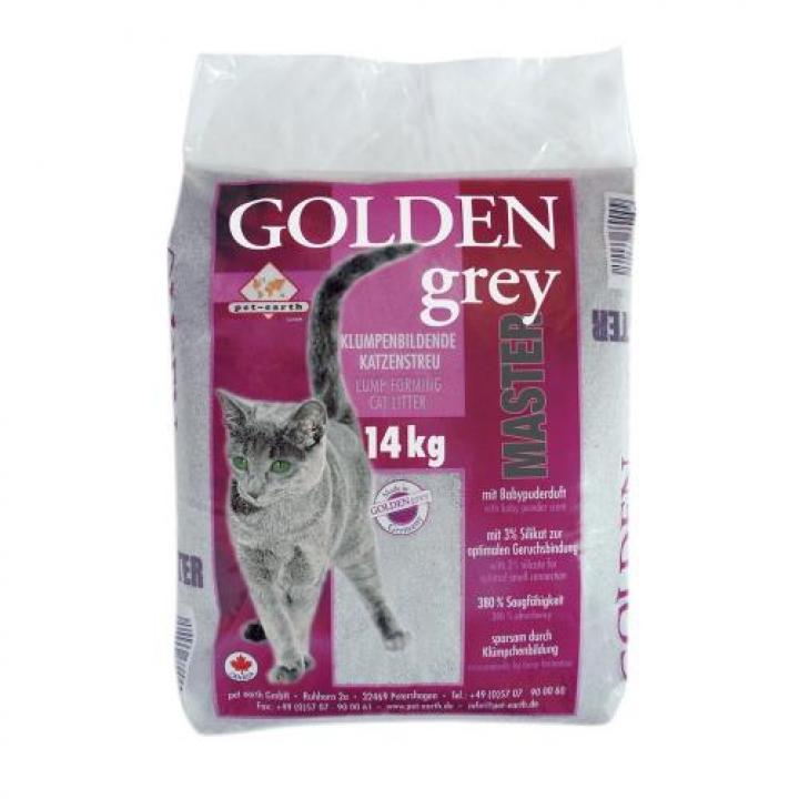 Areia Golden Grey Master -7 Kg