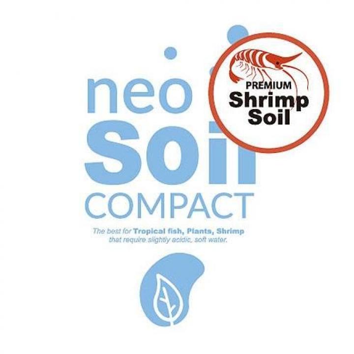 NEO Soil 8L shrimps