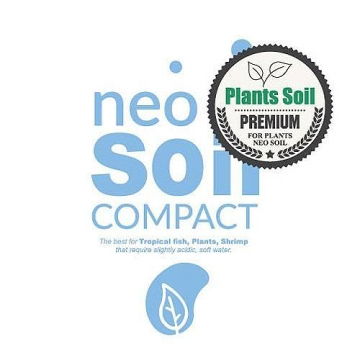 NEO Soil 8L plants