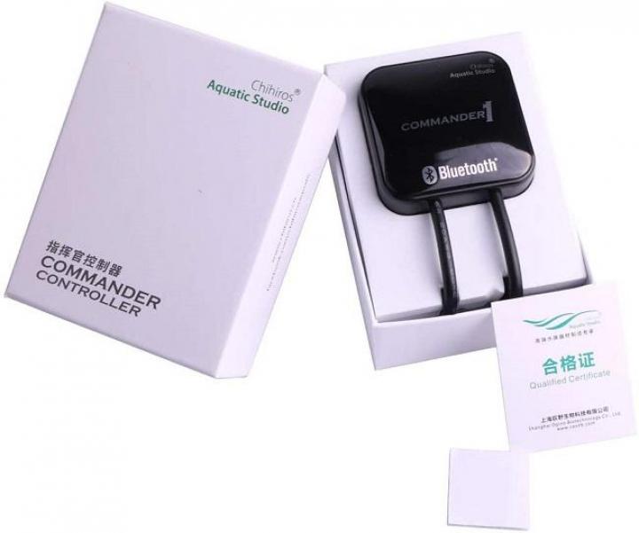 Chihiros Regulador Bluetooth Commander
