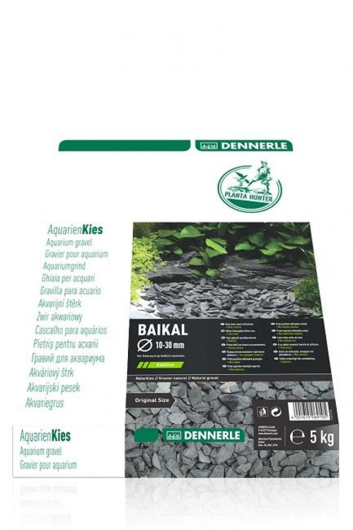 Dennerle - Natural gravel Plantahunter Baikal 3-8 mm 5 Kg
